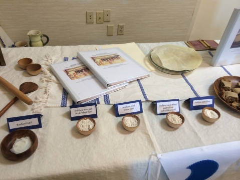 Another part of my pie display, with all my samples.